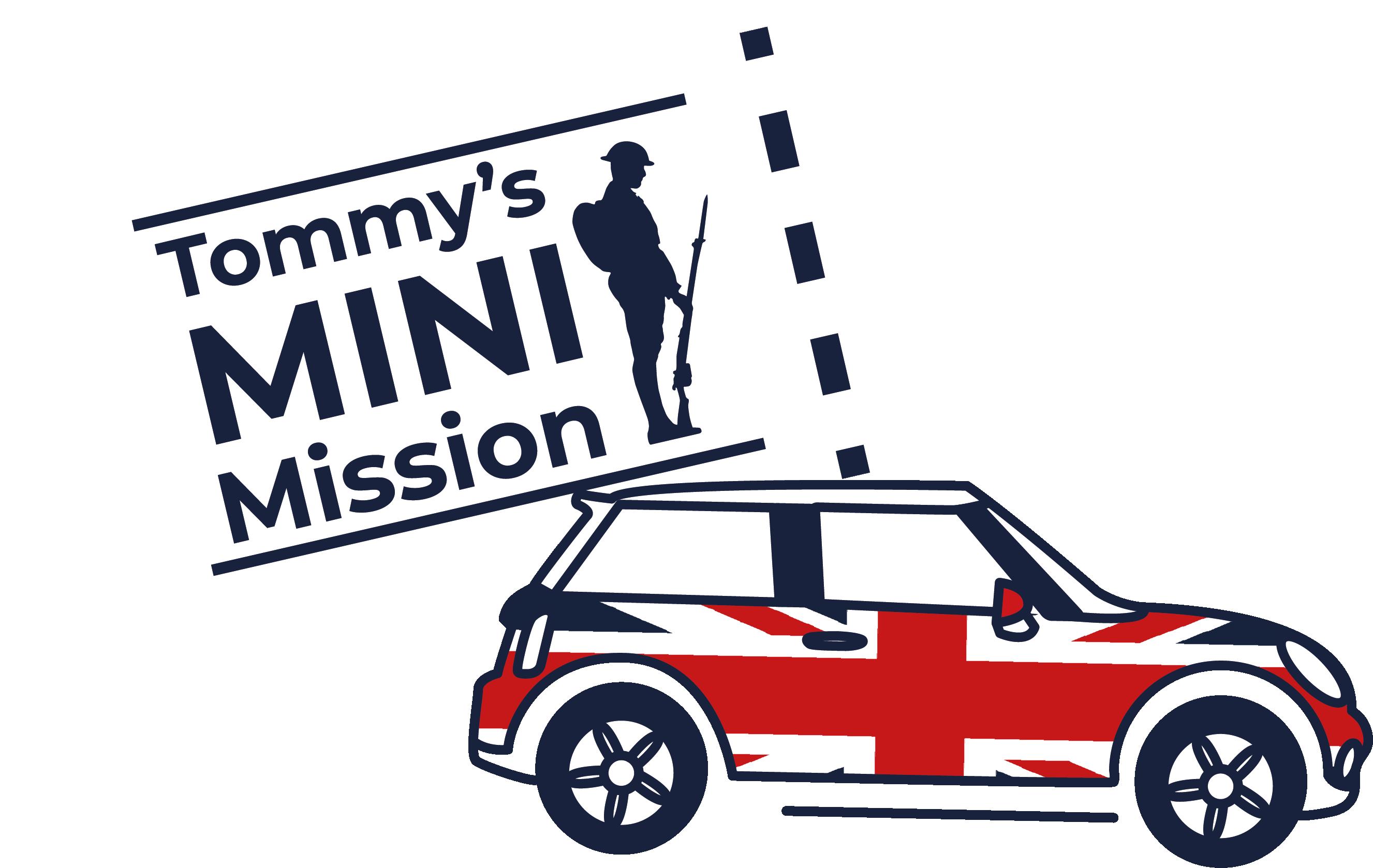 RBLI Fundraising Tommys Mini Mission
